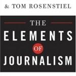 the elemen of jurnalism