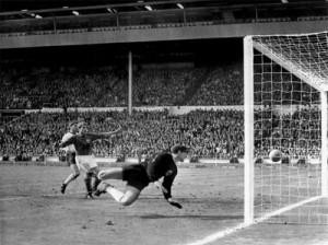 Foto: goal tahun 1966 (AP)