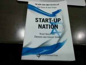 Buku Startup Nation