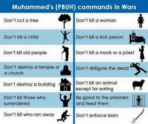 etika perang nabi